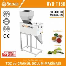 RYD-T150 - Semi Automatic Scale Filling Machine - 50-5000gr