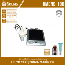 RMEND-100 - Induction Foil Sealing Machine - 20-100mm